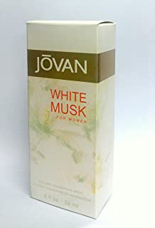 JOVAN White Musk for Women - Eau de Cologne, 59 ml