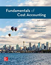 Loose-Leaf for Fundamentals of Cost Accounting