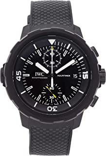 IWC Aquatimer Mechanical (Automatic) Black Dial Mens Watch IW3795-02 (Certified Pre-Owned)