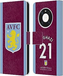 Head Case Designs オフィシャル ライセンス商品 Aston Villa Football Club アンワル・エル・ガジ 2019/20 プレイヤーズ・ホームキット グループ1 Huawei Mate 40 Pro 5G 専用...