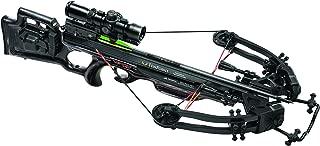 TenPoint Venom Xtra Crossbow Package with RangeMaster Pro Scope, 6 Pro Elite Carbon Arrows, and Instant Detach 3-Arrow Quiver