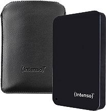 Intenso 6023560 - Unidad de Disco Duro Externa (1 TB, USB 3.0, portátil) Color Negro