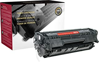Inksters Remanufactured Toner Cartridge Replacement for HP Q2612A MICR (HP 12A) 02-81132-001 - Compatible with HP Laserjet 1010 1012 1015 1018 1020 1022 1022N 1022NW 3015AIO - 2K Pages (Black)