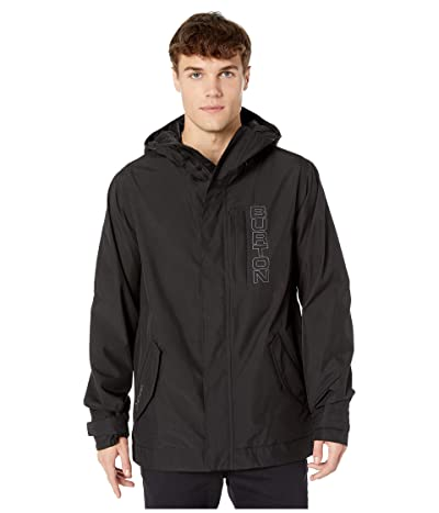 Burton GORE-TEX(r) Doppler Jacket (True Black) Men