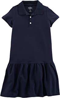 OshKosh B'Gosh Girls' Uniform Polo Dress