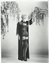 Young Janet Leigh in corset garter belt hose 8x10 Sexy Photo #1