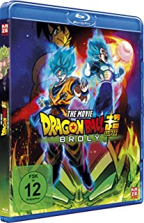 Dragonball Super: Broly - Blu-ray