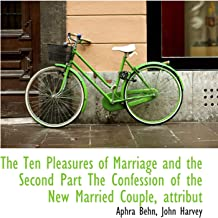 The Ten Pleasures of Marriage and the Second Part The Confession of the New Married Couple, attribut
