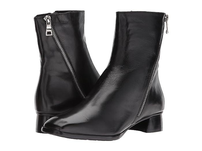 Vintage Boots- Buy Winter Retro Boots Spring Step Giachetta Black Womens Shoes $179.95 AT vintagedancer.com
