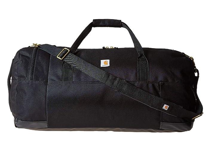 Carhartt  30 Legacy Gear Bag (Black) Athletic Handbags