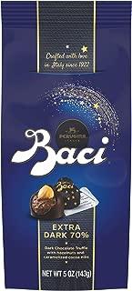 Perugina Baci Dark Chocolate 70%, 5 Ounce (Pack of 12)