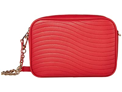 Furla Swing Mini Crossbody (Fragola) Handbags