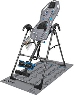 Teeter FitSpine X Inversion Table, 2019 Model, Back Pain Relief Kit, FDA-Registered