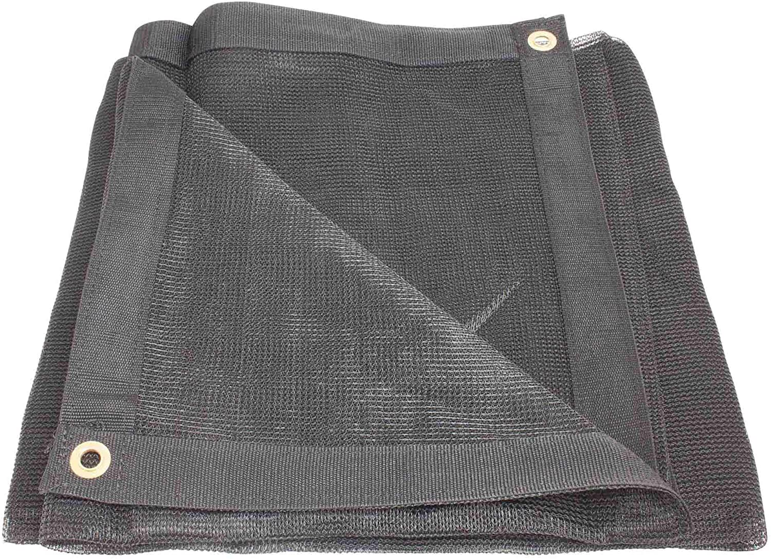 Mytee Products 12' Year-end annual account x Special sale item 52' Black Heavy Oz Duty Ta 70% Shade Mesh 6