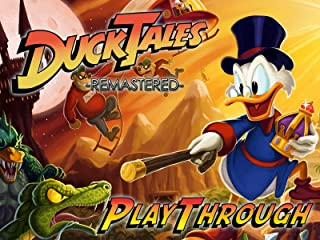 Clip: Duck Tales Remastered Playthrough