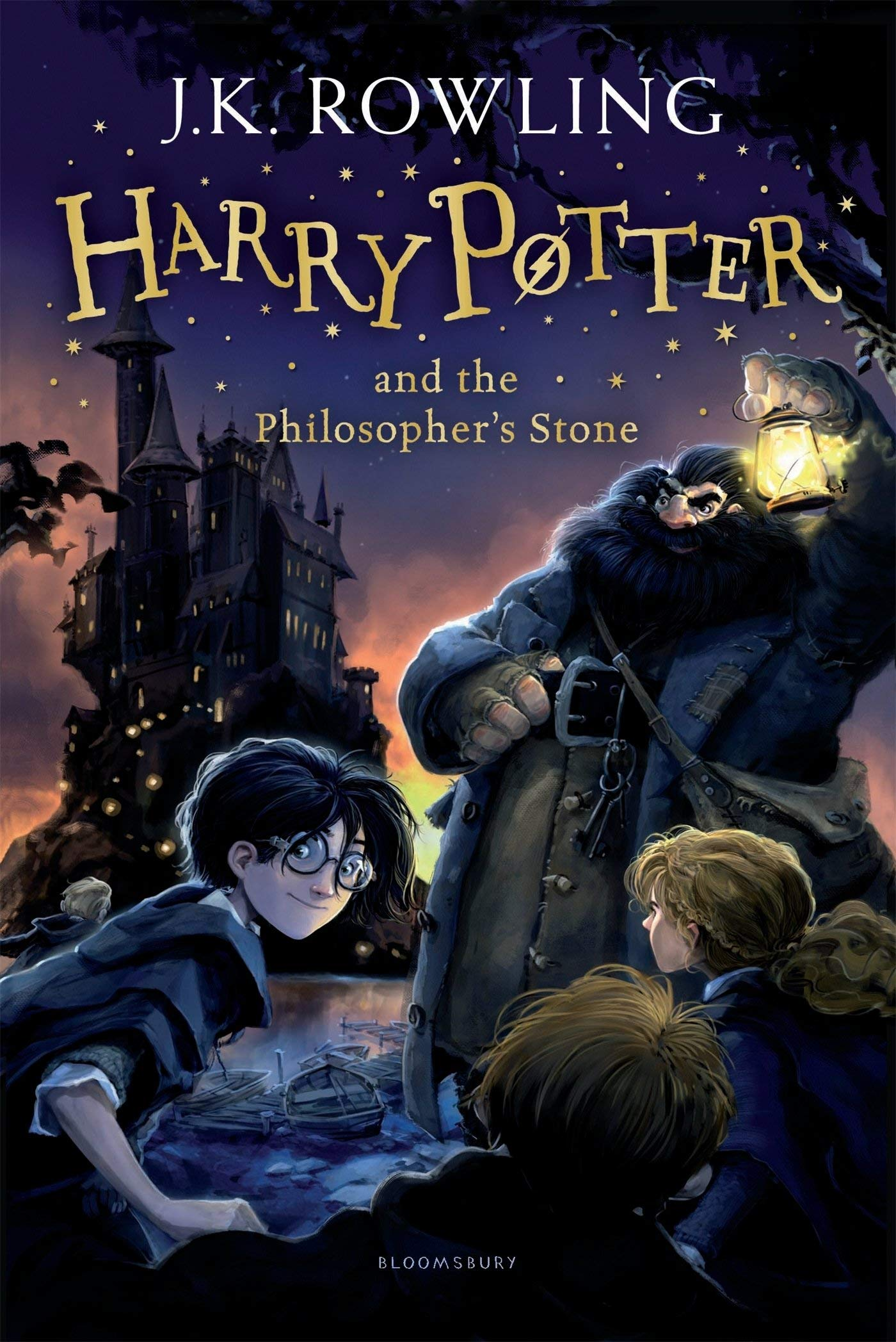 Harry Potter and the Philosopher's Stone Paperback – 3 Sep 2014 by J.K. Rowling (Author)