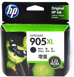HP (905XL) T6M17AA Genuine Black Ink Cartridge