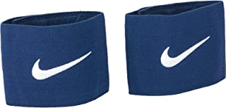 Nike Men's Guard Stay Ii Football Shinguard Holder One Size Navy Blue/Silver