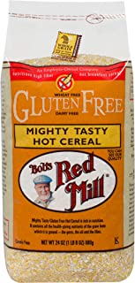 Bob's Red Mill Gluten Free Mighty Tasty Hot Cereal, 24-ounce (Pack of 4)