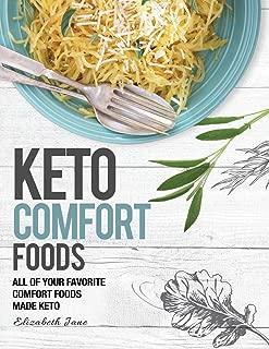 Keto Comfort Foods: All of your favorite comfort foods made keto