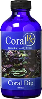 Blue Ocean Corals Coral Rx Dip Aquarium Treatment, 8-Ounce