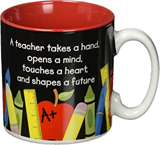 Burton and Burton 142100 Teachers Coffee Mug, Multicolor