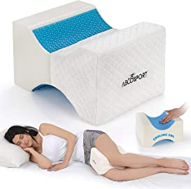 Explore foam pillows for knees