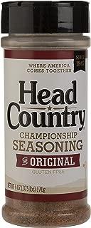 Head Country Bar-B-Q Championship Seasoning, Original, 6 Ounce