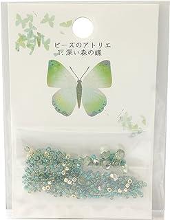 TOHO ビーズアソート ビーズのアトリエ 深い森の蝶 No.1