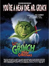 Best the grinch piano sheet music Reviews