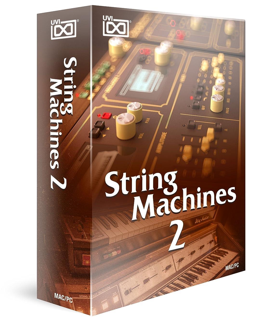 居住者棚レジString Machines 2 -シンセ音源-