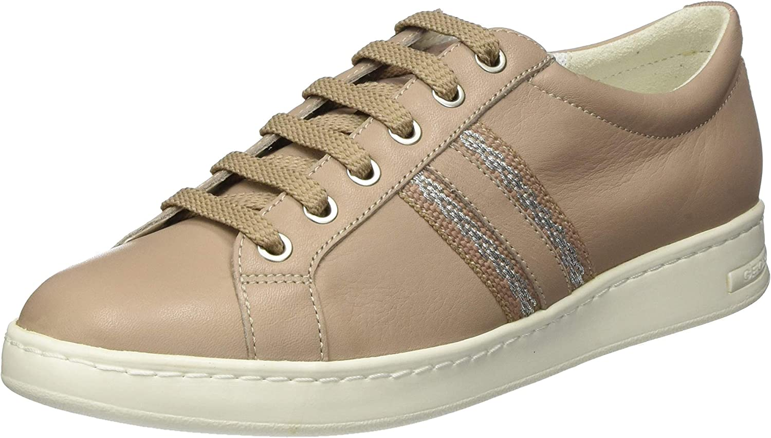 Geox Women's Low-top Sneaker Seasonal Wrap Introduction Trainers Fort Worth Mall