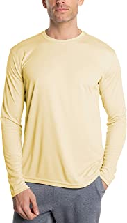 Vapor Apparel Men's UPF 50+ UV Sun Protection Performance Long Sleeve T-Shirt