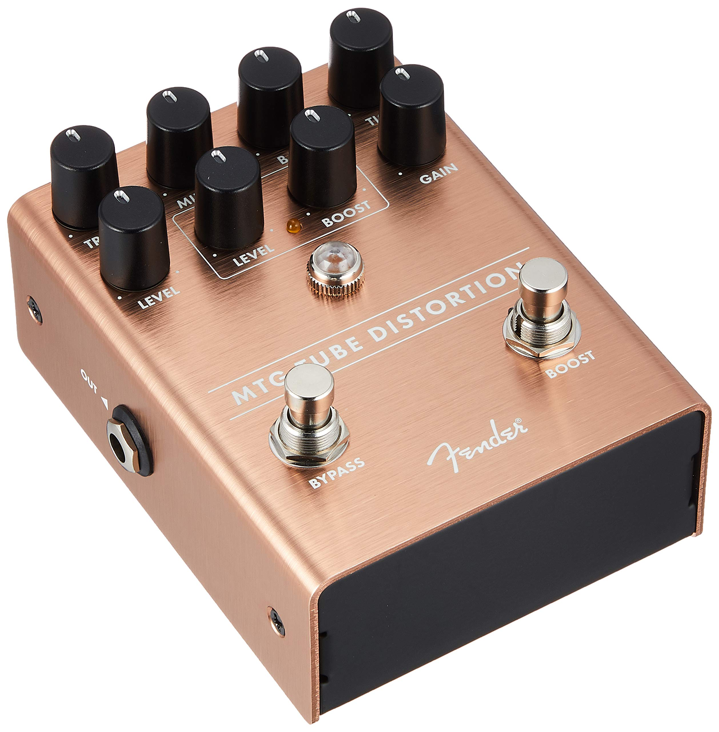 Fender MTG Tube Distortion · Pedal guitarra eléctrica: Amazon.es ...