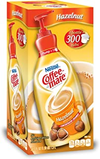 Hazelnut Creamer, 1500mL Pump Bottle