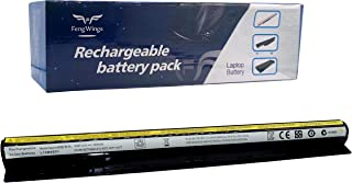 FengWings® l12s4a02 Batería 14.4V 2600mAh L12L4E01 L12S4E01 L12L4A02 L12M4A02 L12M4E01 Batería del Ordenador portátil para Lenovo G400s G410s G500s G510s G40 G50 Z40-70 Z50 Z710 G500s Z50-70