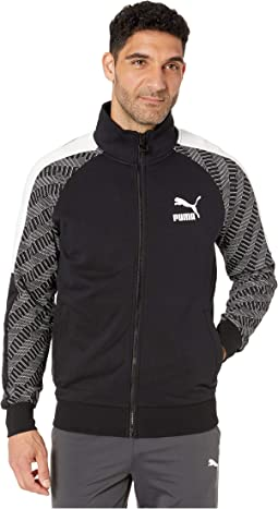 Puma Black/Repeat Logo