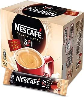 Nescafe 3in1 Creamy Latte Coffee Stick 22.5g (20 Sticks)