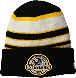 New Era Striped Select Pittsburgh Steelers