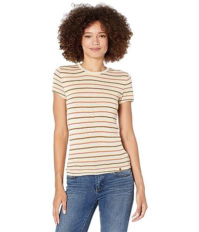 Volcom Some Suns Short Sleeve T-Shirt (Sand) Women