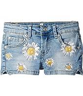 Daisy Short Shorts (Little Kids)