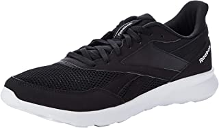 Reebok Men's Quick Motion 2.0 Sneakers, Black/White