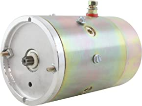 New Premium Pump Motor fits Fenner , Dell, Maxon, Waltco Liftgates, Snoway, Hiniker & Northman Snow Plow Applications 1787-AC MI-9000-00 46-4048 MUE-6212 1931AC MUE6114S 4142AC 55007-1 EO30171
