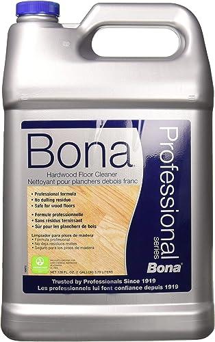 Bona Professional Series Hardwood Floor Cleaner Refill, 128 Fl Oz
