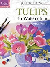 Ready to Paint: Tulips: In Watercolour