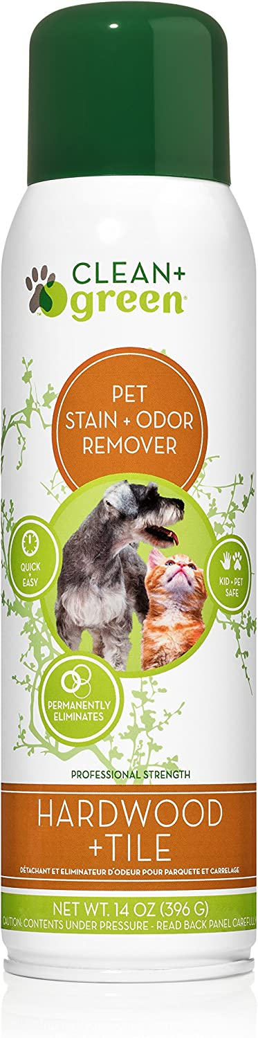 Clean+Green Professional Strength Hardwood and Tile Pet Max 50% OFF Deluxe Eli Odor
