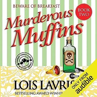 Murderous Muffins: Georgia Coast Cozy Mystery Series, Book 2