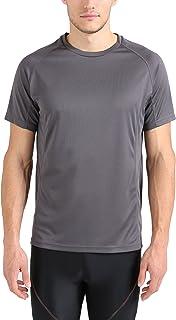 Lower East Herren Freizeit- und Funktions-T-Shirt