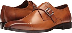 Single Monk Cap Toe