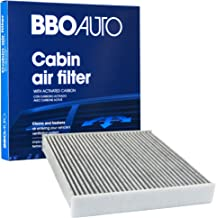 BBO AUTO BCF10285 Premium Cabin Air Filter with Active Carbon Media – Fits Toyota Corolla Camry Rav4 Highlander | Scion | Subaru (CF10285 REPLACEMENT)